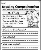 HD wallpapers free listening comprehension worksheets for ...