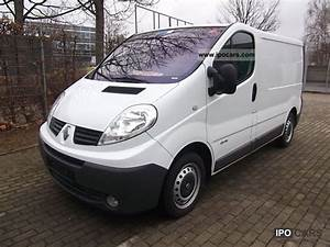 Trafic Dci 115 : 2008 renault trafic 2 0 dci 115 l1h1 comfort first hand climate car photo and specs ~ Maxctalentgroup.com Avis de Voitures