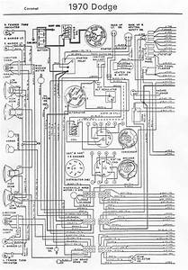1970 Dodge Dart Wiring Schematic