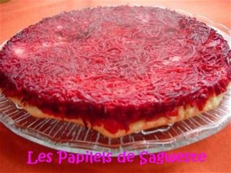 cuisiner betterave crue recette tarte tatin de betteraves crues 750g