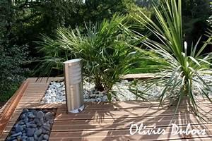Decoration Terrasse En Bois : m lange bois composite et autres mat riaux ~ Melissatoandfro.com Idées de Décoration