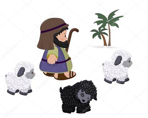 animado  pastor de ovejas pastor  ovejas conjunto