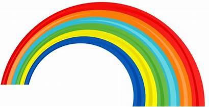 Rainbow Clipart Transparent Sun Rainbows Clouds Clip