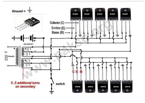 inverter circuit diagram pdf hp photosmart printer