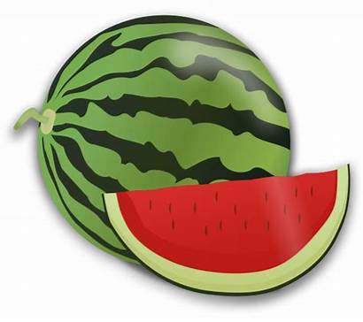 Watermelon Svg Openclipart Wikimedia Commons Pixels
