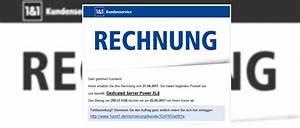 1 1 Rechnung Online : 1 1 rechnung ist phishing angriff wichtig ihre ~ Themetempest.com Abrechnung