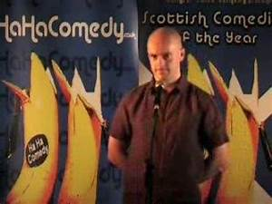 Scottish Comedian of the Year WINNER Sean Grant - YouTube