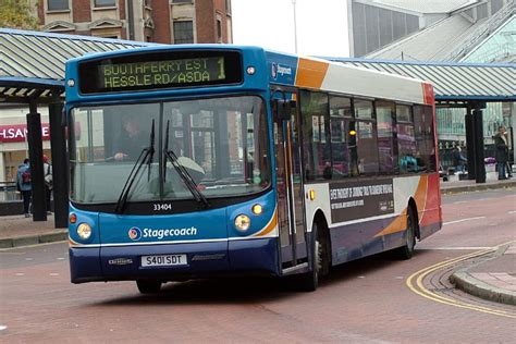 Below Deck News by Bus And Coach Photos Stagecoach Hull Bus33404