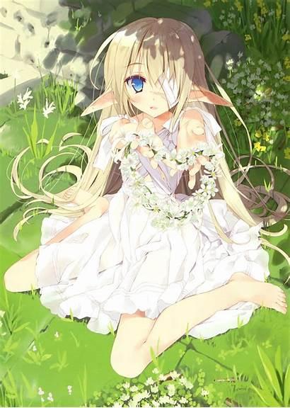 Anime Elf Characters Elves Kawaii Character Ears
