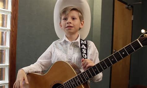 10-year-old Yodeller Mason Ramsey Has Taken The Internet