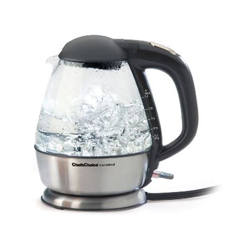 kettle electric glass water tea choice cordless chef goods belk buyer ultimate guide ikon