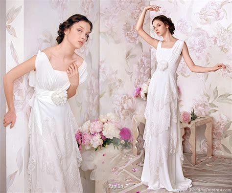 Wedding Dress Styles : Papilio 2010 Nymph Wedding Dresses Collection