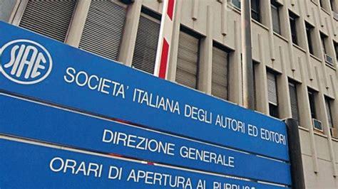 sede siae roma ispettori antitrust negli uffici di siae si indaga per