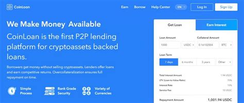 Collateralized bitcoin loans are what they offer, along with an opportunity to get the assets you need. Bitcoin Loans Without Verification or Collateral - SatoshiFire