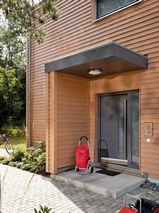 Eingangsüberdachung L Form : vordach hauseingang holz bilder ~ Indierocktalk.com Haus und Dekorationen