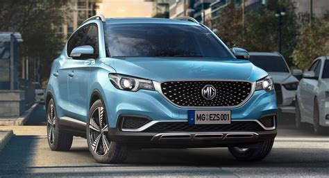 mg  offer  electric zs compact suv   uk