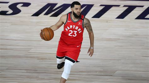 Four potential destinations for Fred VanVleet in free ...