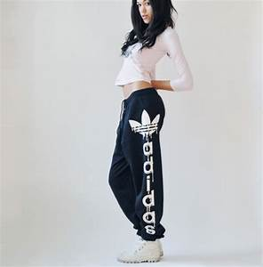 Pants adidas - Wheretoget