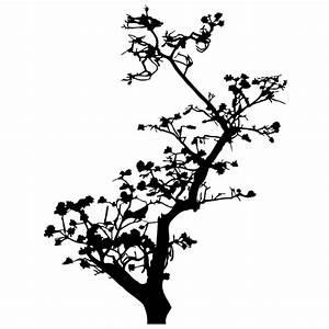 Stickers Arbre Noir : stickers arbre pas cher ~ Teatrodelosmanantiales.com Idées de Décoration