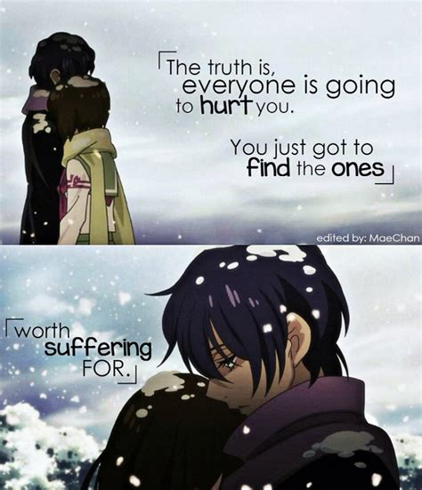 Sad Anime Wallpapers With Quotes - sad quotes 1000 images about quotes on