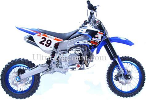 Dirt Bike Agb29 125 Cc Bleu ( Type 5 ), Dirt Bike, Dirt