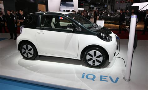 electric cars   solution  toyota europe boss