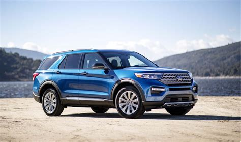 Ford St 2020 Motor Ausstattung by Thrifty Or Rambunctious 2020 Ford Explorer Hybrid And St