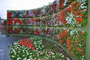 Aktuelle Blumen Im April : 1001 ideen zum thema vertikaler garten mit praktischen tipps ~ Markanthonyermac.com Haus und Dekorationen