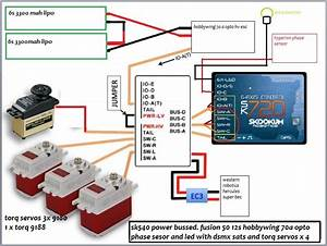 Anyone Using The Power Bus With Sk540  - Page 2