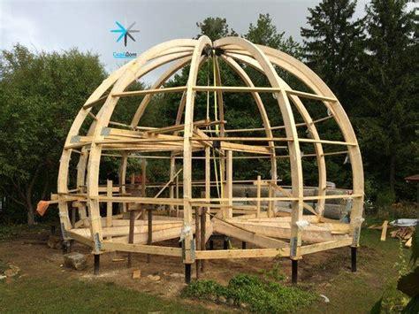 fotografii skaydomrf  albomov wood work geodesic