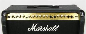 Lot 305  U2013 Marshall Valvestate 80v Model 8080 Guitar