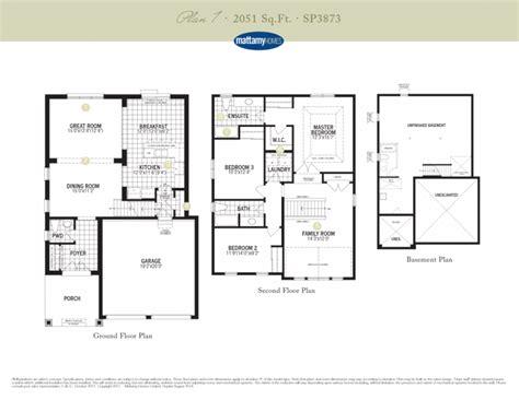 elegant mattamy homes floor plans  home plans design