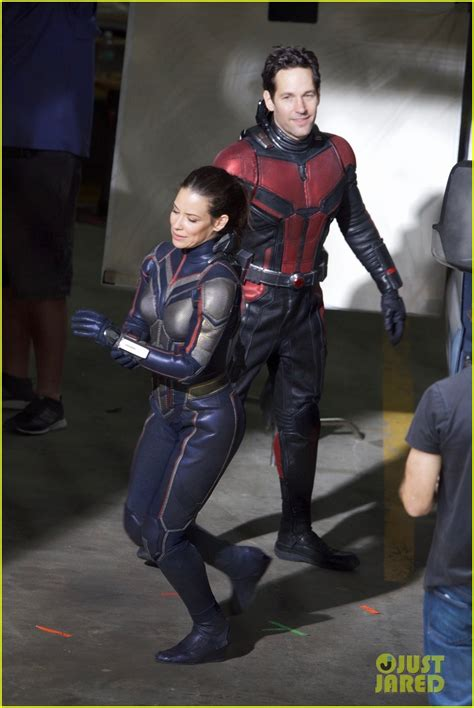 set  show ant man  wasp teaming