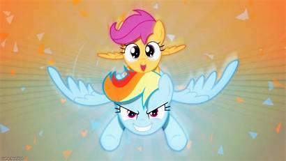 Pony Desktop Computer Friendship Magic Category