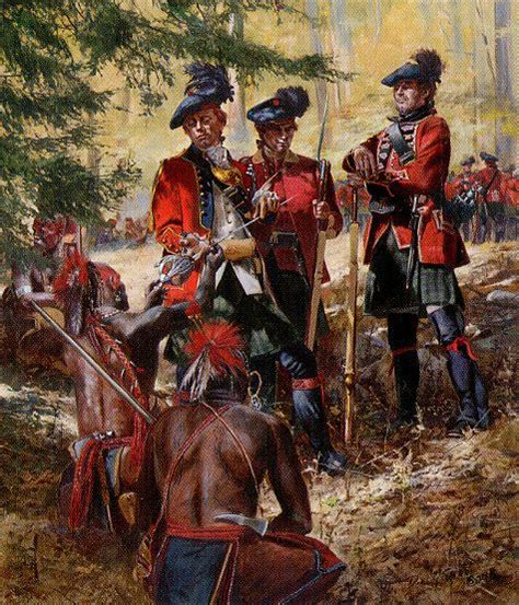 The French And Indian War Broke Out In 1754 To 1763 The Reason Was Of The Fur Trade And For