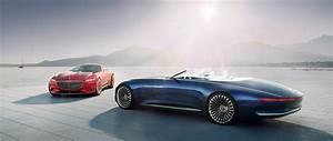 Mb Auto : vision mercedes maybach 6 cabriolet luxury of the future ~ Gottalentnigeria.com Avis de Voitures