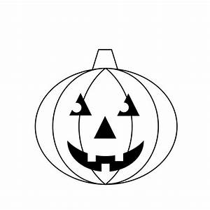 Best Pumpkin Clipart Black And White #1600 - Clipartion.com