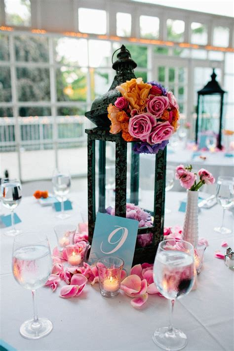 37 Best Table Centrepieces Images On Pinterest Wedding