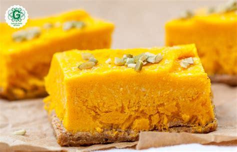 4 kārdinošas kūku receptes no ķirbjiem - Jaunumi