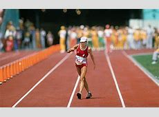 The First Women's Olympic Marathon Runner's World