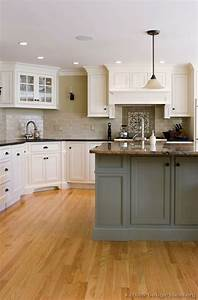 two tone kitchens 2000