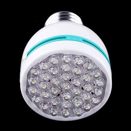cheap and new e27 2w 37 led l light bulb spotlight