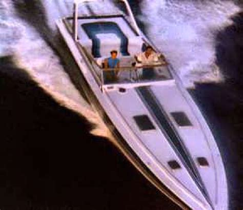 Miami Vice Boat Don Johnson by Miami Vice Original Race Boat Up For Auction
