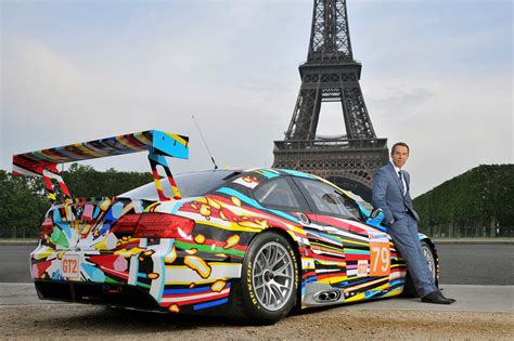 If Its Hip Its Here Archives Jeff Koons Bmw Art Car