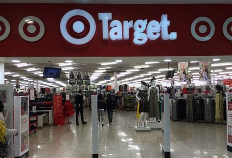 target department stores galleria shopping centre