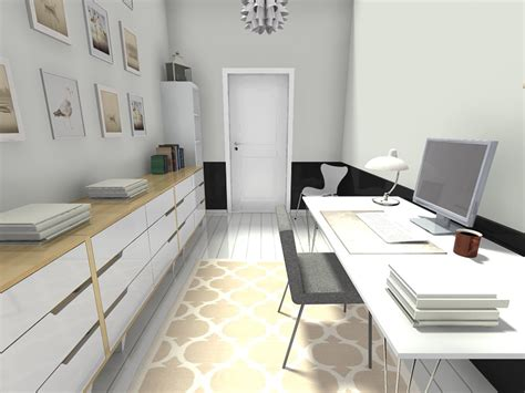 office guest bedroom home office ideas roomsketcher