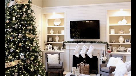 Christmas Home Tour! Decor-youtube