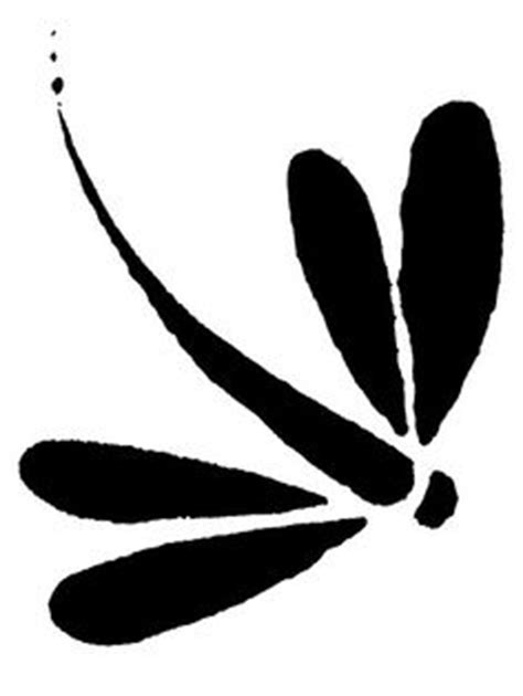 Dragonfly Dreamweaver Template by Dragonfly Stencils Dancing Dragonfly Stencil Comes With