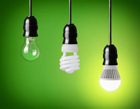 what are the best types of energy efficient lighting