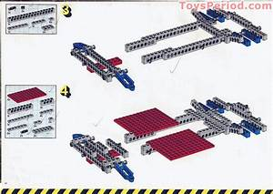 Lego 8865 Test Car Set Parts Inventory And Instructions